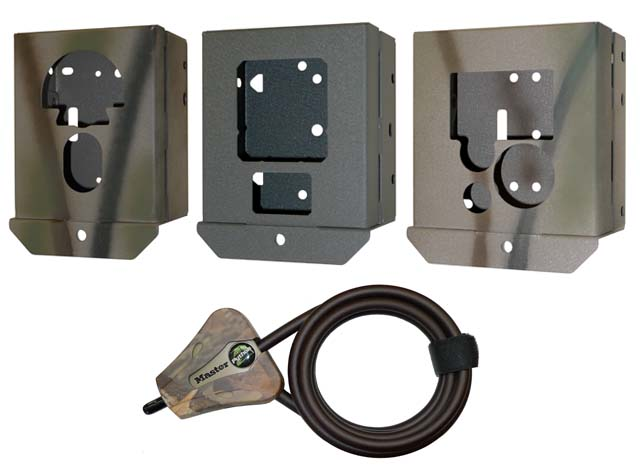 security housings and locks